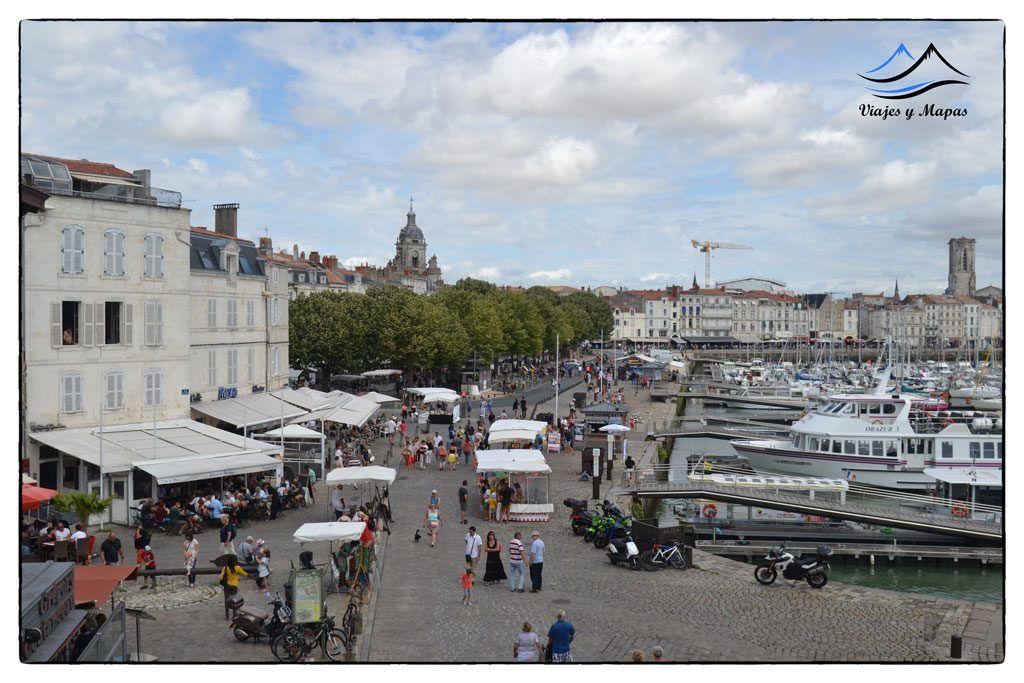 Qué ver en la Rochelle