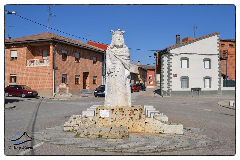 Estatua rey wamba