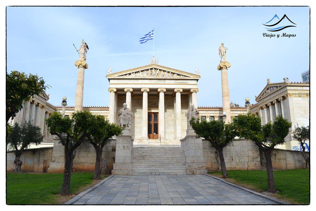 Academia Nacional de Grecia