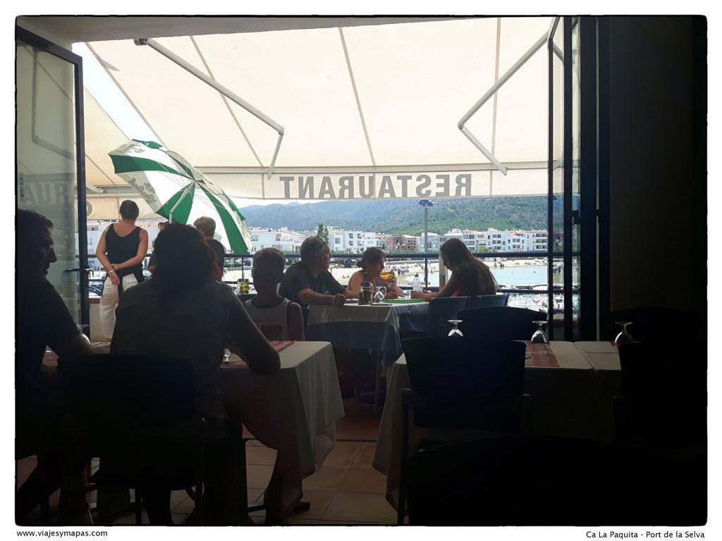 dónde comer en el Cabo de Creus