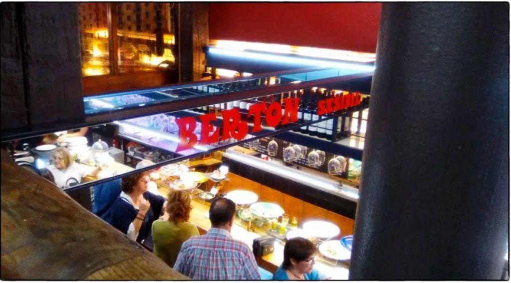 Restaurante Berton Bilbao
