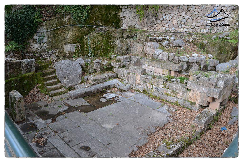 Fuente-Castalia