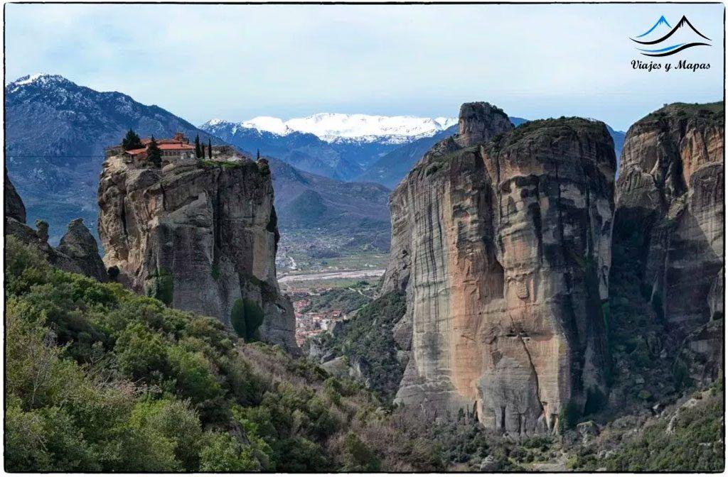 Monasterios-de-Meteora