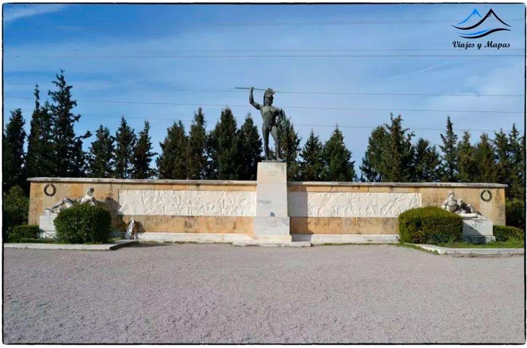 Monumento-a-Leónidas
