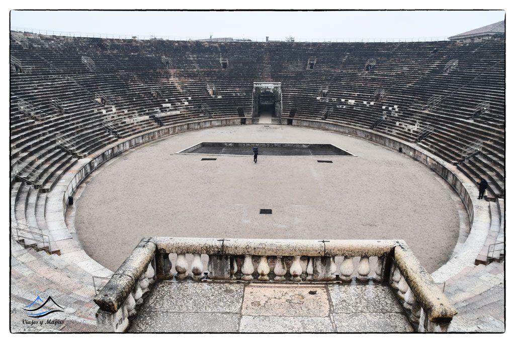 Coliseo de Verona