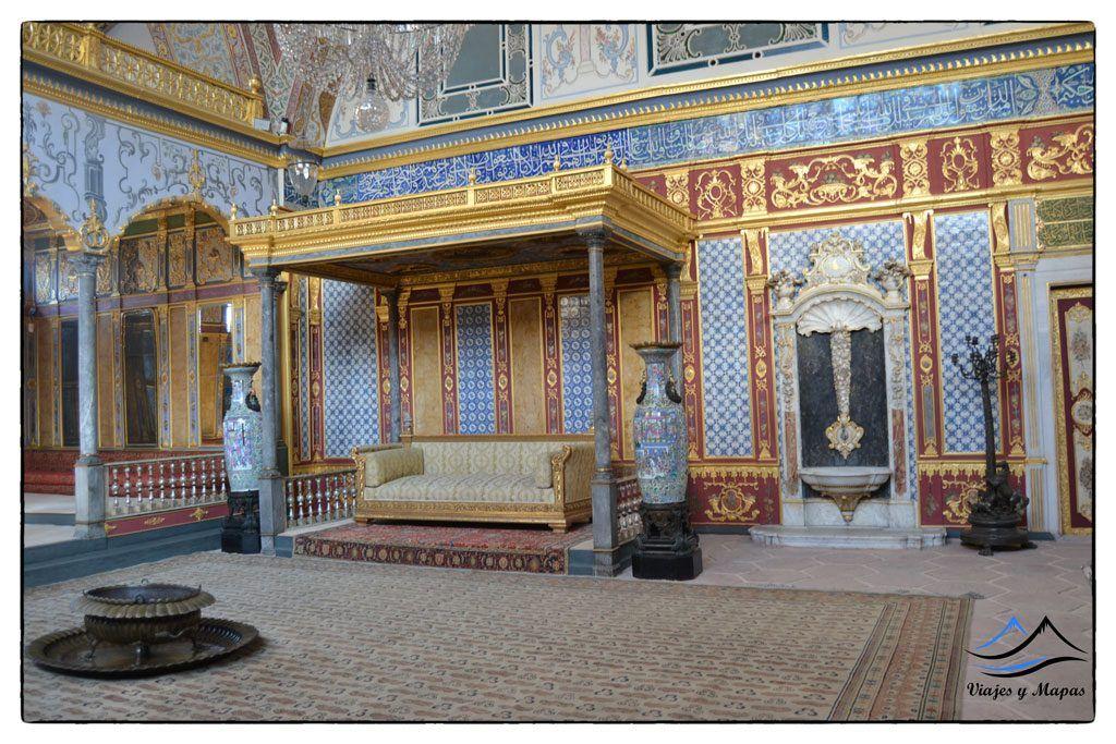 Palacio-de-Topkapi