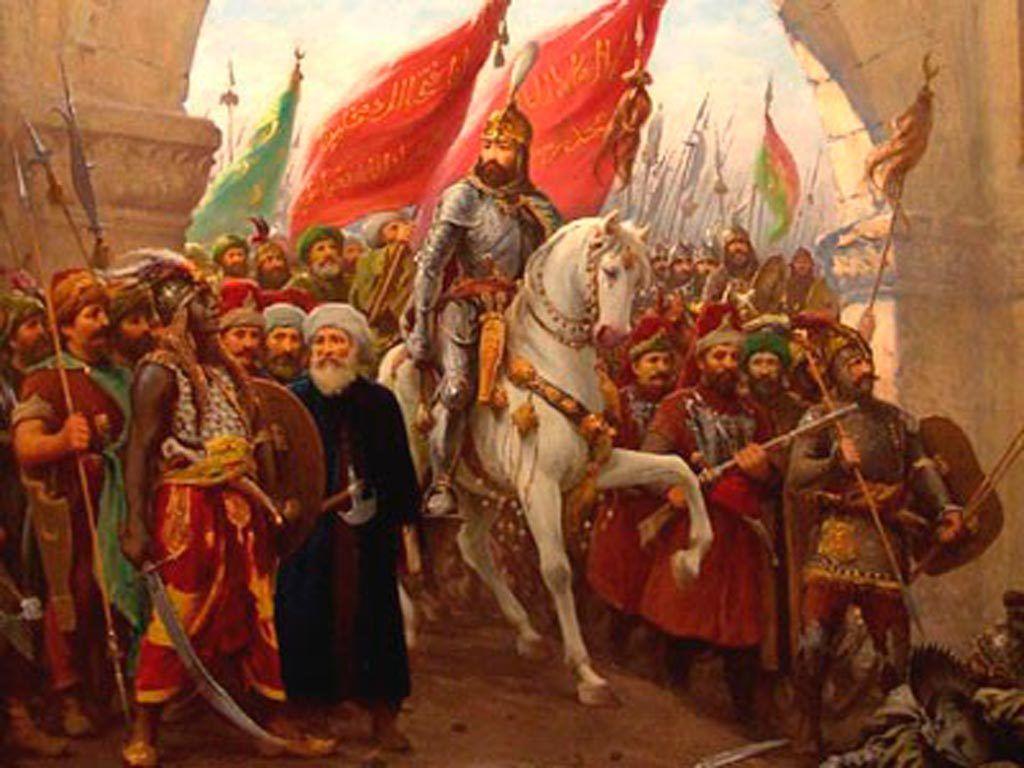 Caida-de-Constantinopla