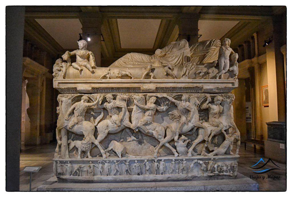 Museo-arqueológico-de-Estambul