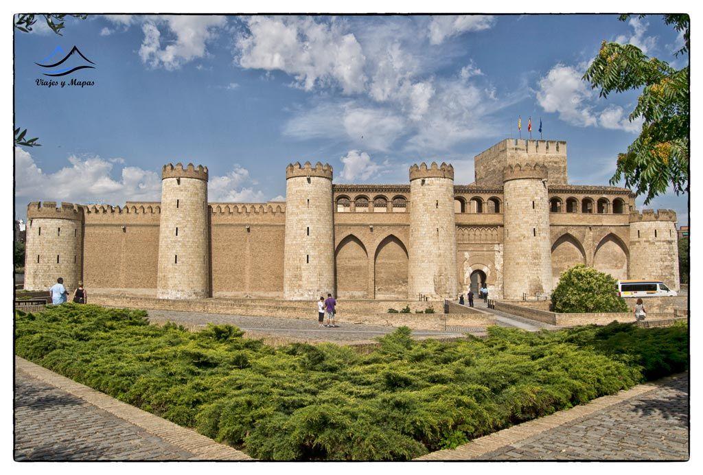 Palacio-de-la-Aljafería