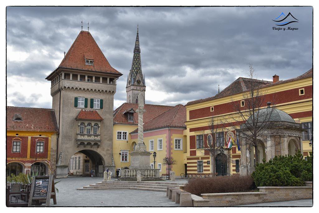 Kőszeg-plaza