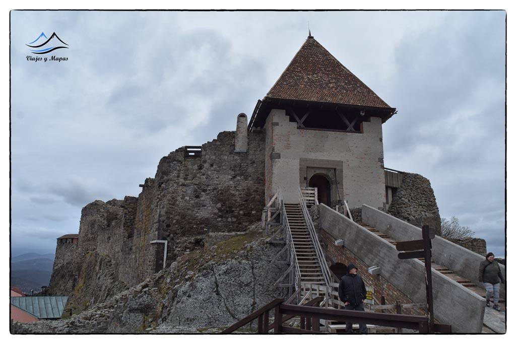 Visegrád-castillo