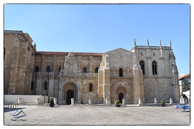 basilica-de-san-isidoro-leon