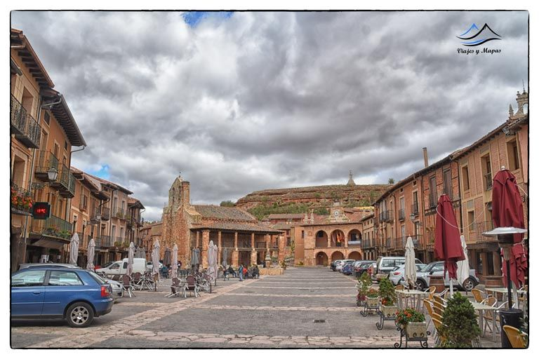 plaza-mayor-de-ayllon
