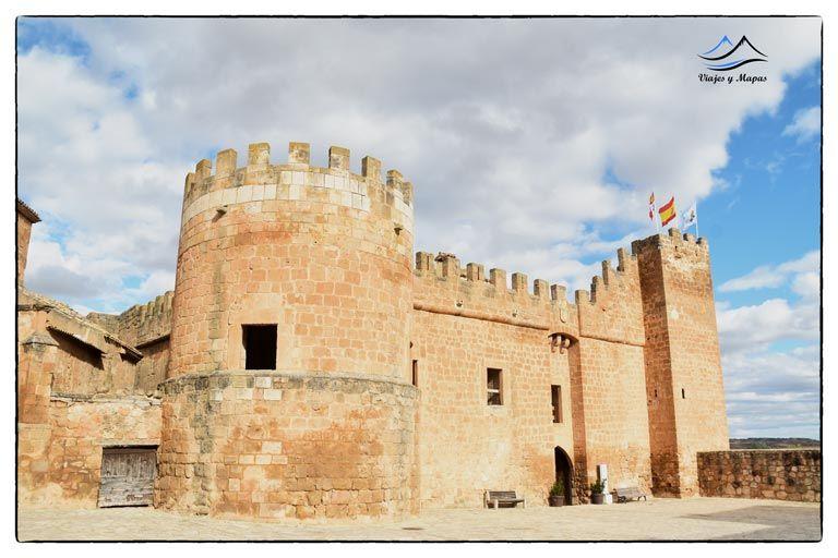 Castillo-de-Monteagudo-de-las-vicarías