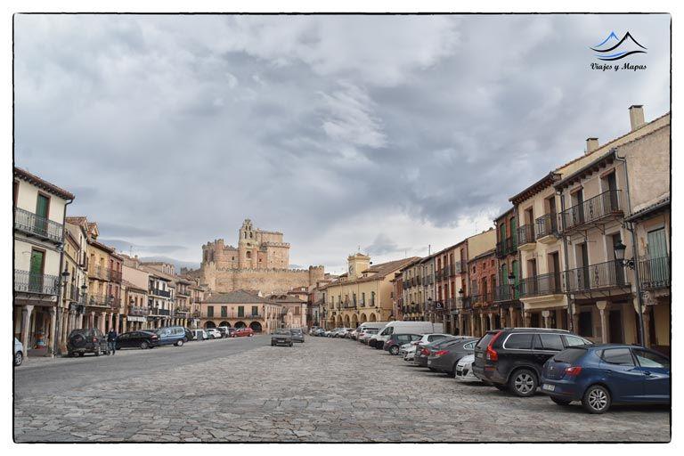 plaza-mayor-turegano