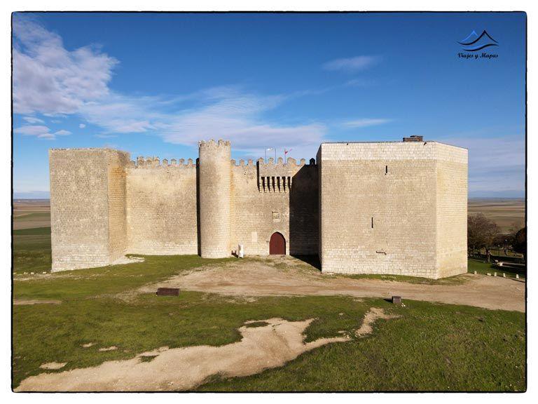 castillo-montealegre-de-campos